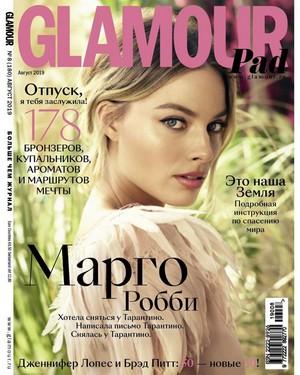 Margot Robbie ~ Glamour Russia ~ August 2019