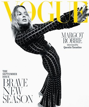 Margot Robbie ~ Vogue Australia ~ September 2019