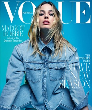 Margot Robbie ~ Vogue Australia ~ September 2019
