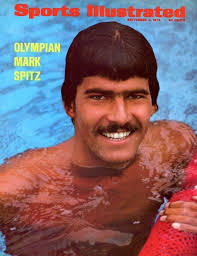 Mark spitz On The Cover Of Sports Iilustrated