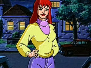 Mary Jane Watson (3D HDR)