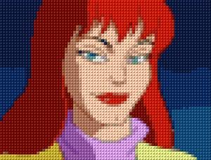 Mary Jane Watson (Lego)