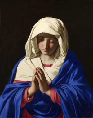 Mary, Mother of Jésus