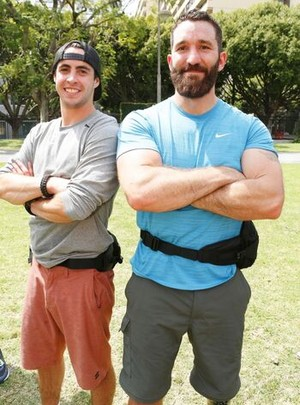 "Matthew ""Matt"" Ladley and Redmond Ramos (The Amazing Race 29)"