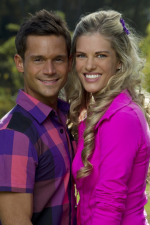 "Max and Katherine ""Katie"" Bichler (The Amazing Race 22)"