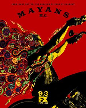 Mayans MC - Season 2 Poster