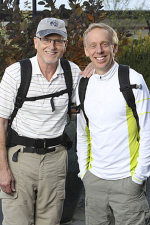 Mel and Mike White (The Amazing Race: Unfinished Business)