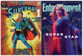 Melissa Benoist in EW's cover shoot - supergirl-2015-tv-series photo