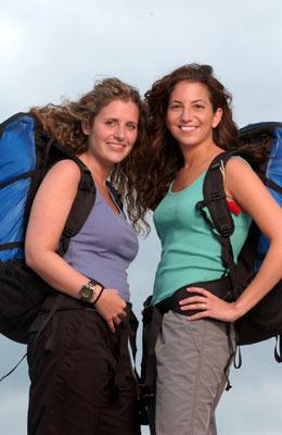 Meredith Tufaro and Maria Sampogna (The Amazing Race 6)