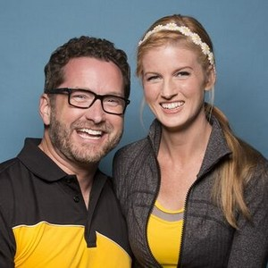 "Michael ""Burnie"" Burns and Ashley Jenkins (The Amazing Race 28)"