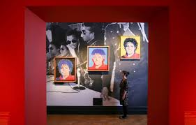 Michael Jackson Art Exhibit