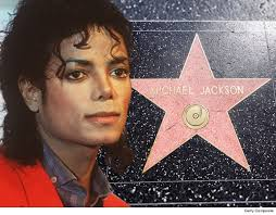 Michael Jackson estrela Hollywood Walk Of Fame