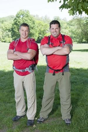 Michael Ward and Scott Strazzullo (The Amazing Race 25)