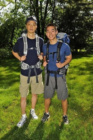 Michael and Kevin Wu (The Amazing Race 17)