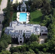 Michael's Former Place Of Residence On Carolwood Drive