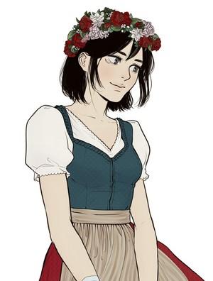 Mikasa Ackerman <333