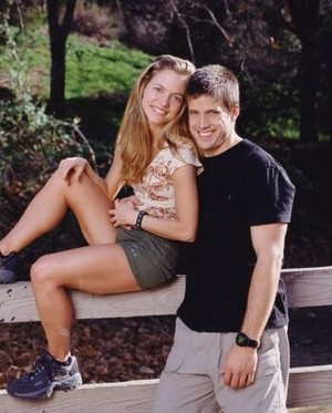 Millie Smith and Chuck Shankles (The Amazing Race 4)