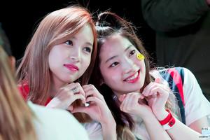 Mina and Dahyun