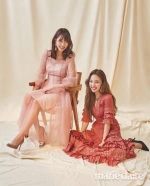 Mina and Nayeon