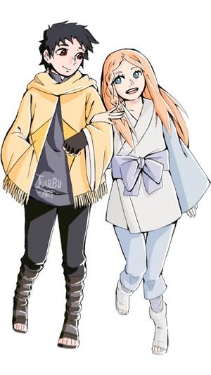 Mirai and tatsumi