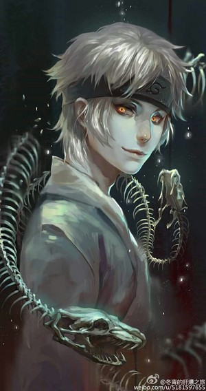 Mitsuki and snake