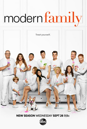 Modern Family Poster - Season 10