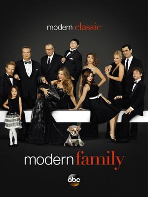 Modern Family Poster - Season 5