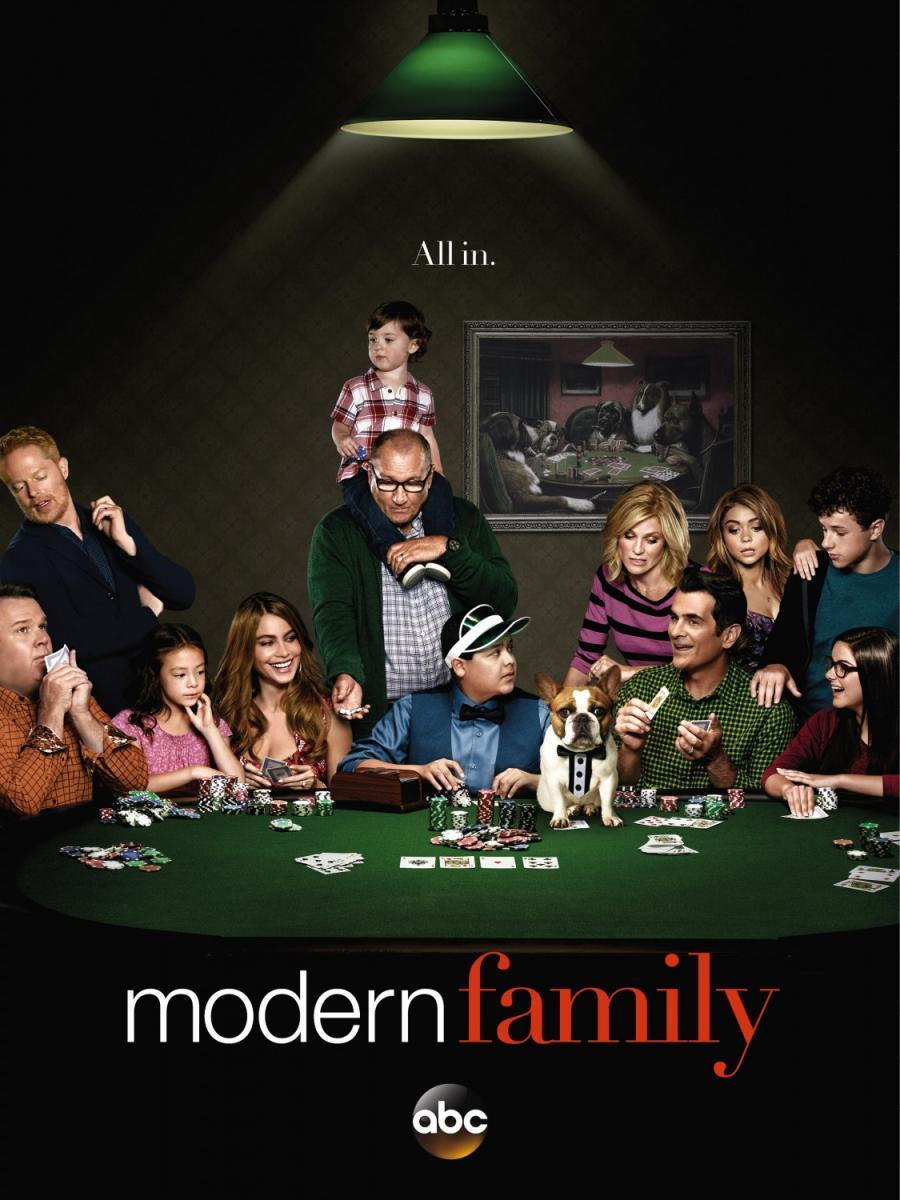 Modern Family Poster - Season 6