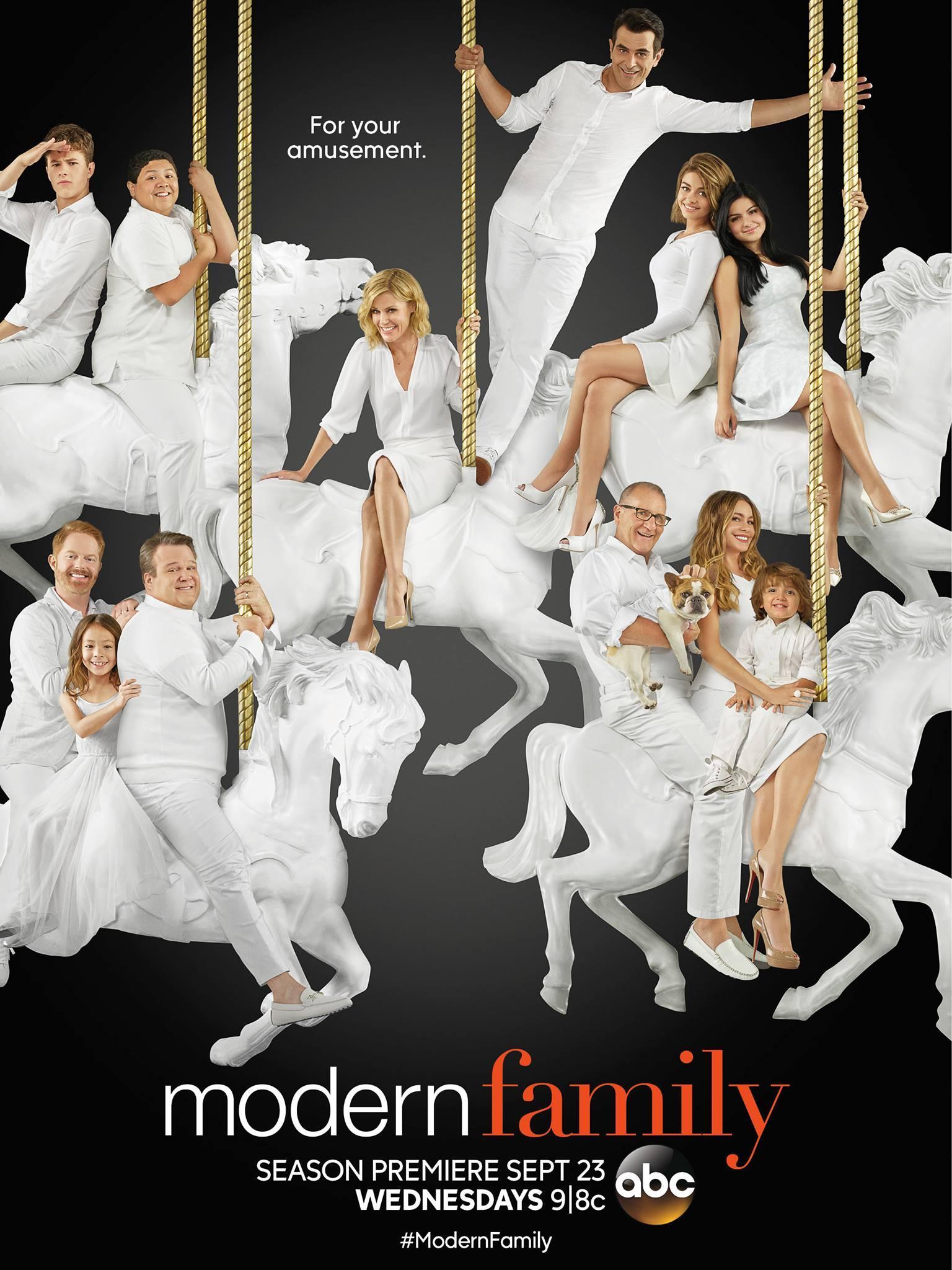 Modern Family Poster - Season 7