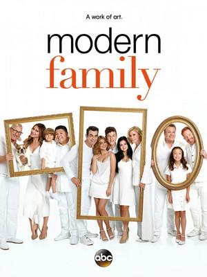 Modern Family Poster - Season 8