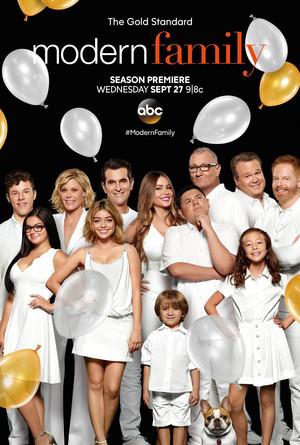 Modern Family Poster - Season 9