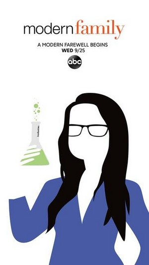 Modern Family - Season 11 Character Poster - Alex