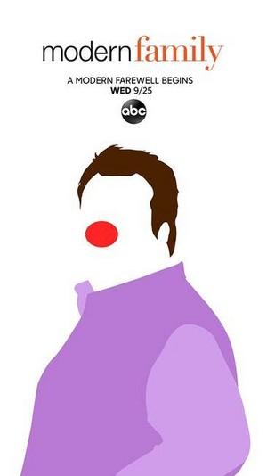 Modern Family - Season 11 Character Poster - Cam