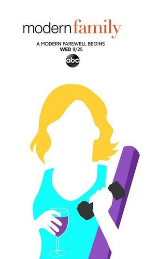 Modern Family - Season 11 Character Poster - Claire
