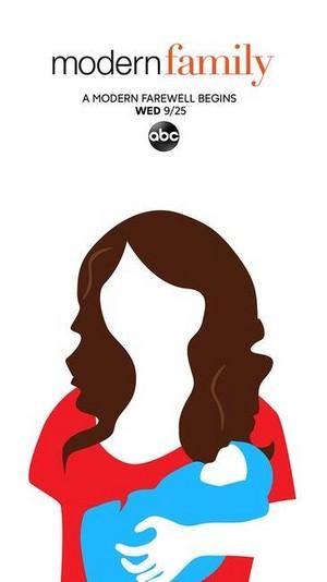 Modern Family - Season 11 Character Poster - Haley