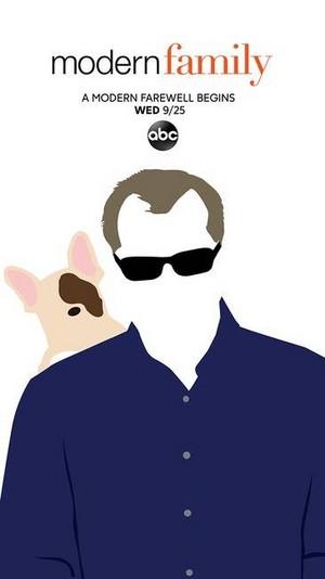 Modern Family - Season 11 Character Poster - Jay and Stella