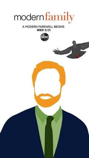 Modern Family - Season 11 Character Poster - Mitchell