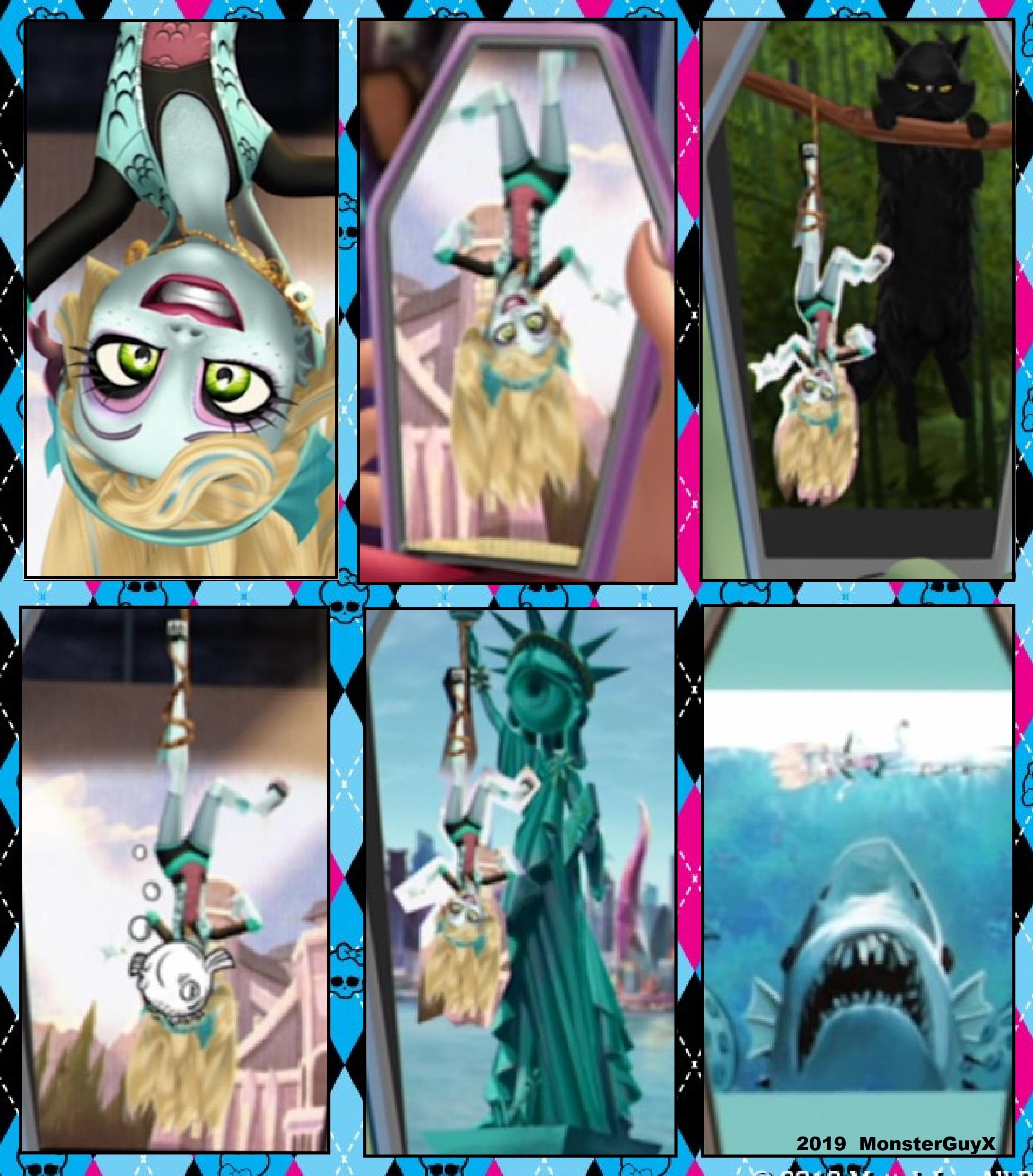 Monster Meme Lagoona