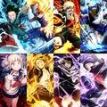 My Hero Academia Collage - anime fan art
