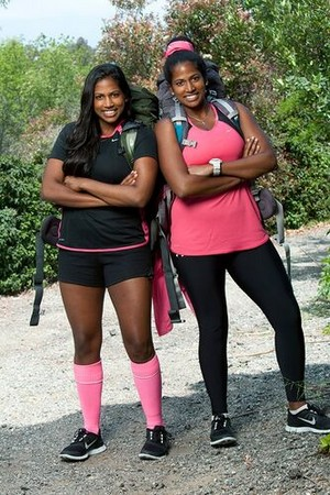 Natalie and Nadiya Anderson (The Amazing Race 21)