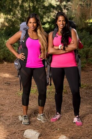 Natalie and Nadiya Anderson (The Amazing Race: All-Stars 2014)