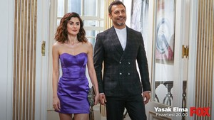 Nesrin Cavadzade and Baris Kilic