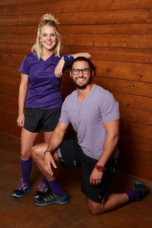 Nicole Franzel and Victor Arroyo III (The Amazing Race 31)