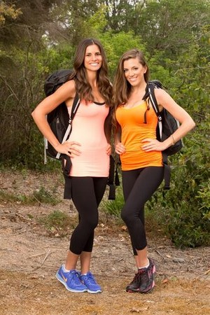 "Nicole ""Nicky"" Getz and Kimberly ""Kim"" DeJesus (The Amazing Race 23)"