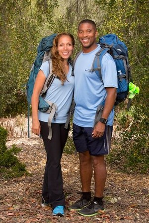 Nicole and Travis Jasper (The Amazing Race 23)