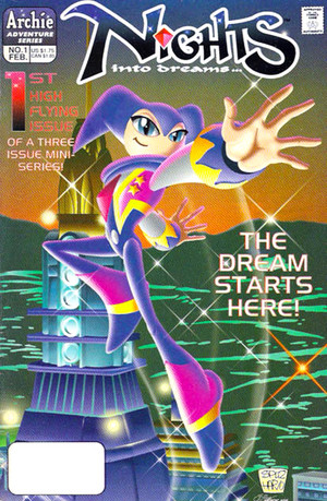 Nights into Dreams (Comic)