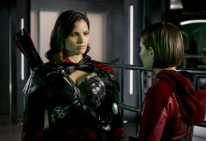 Nyssa and Thea