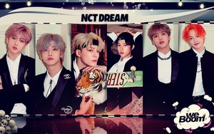 NCT DREAM BOOM #WALLPAPER