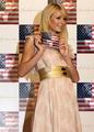 PARIS FOR PRESIDENT USA - paris-hilton fan art