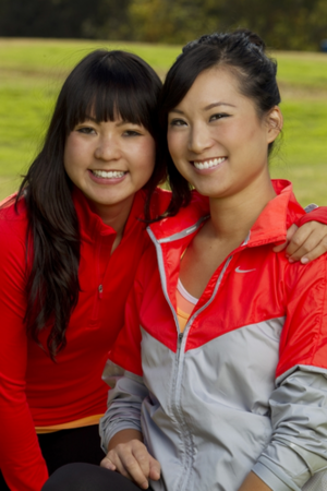 "Pamela ""Pam"" Chien and Winnie Sung (The Amazing Race 22)"
